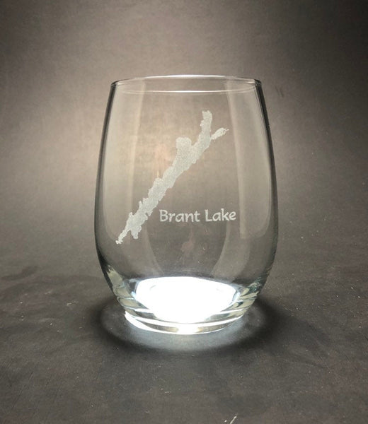 Create My Lake Stemless Wine Glass1