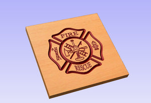 Fire and Rescue (Emblem)