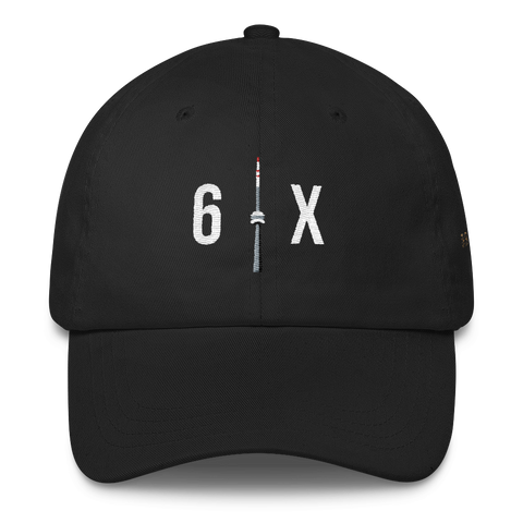 The 6ix CA 150 - Limited Edition Sports Cap