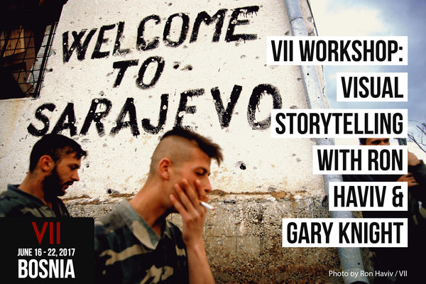 Visual Storytelling with Ron Haviv and Gary Knight