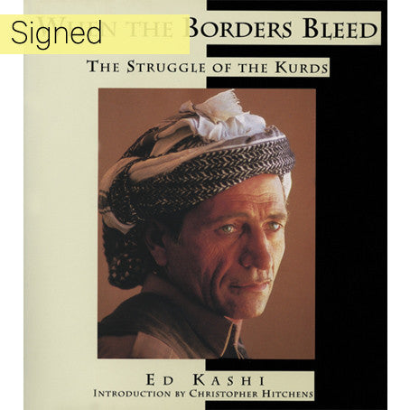 When the Borders Bleed - Signed