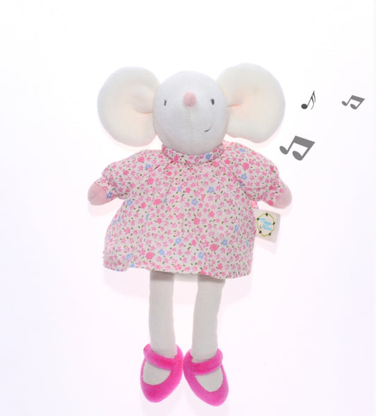 Musical Lullaby Toy | Meiya the Mouse