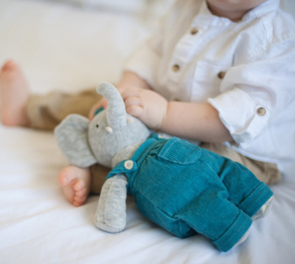 Musical Lullaby Toy | Alvin the Elephant