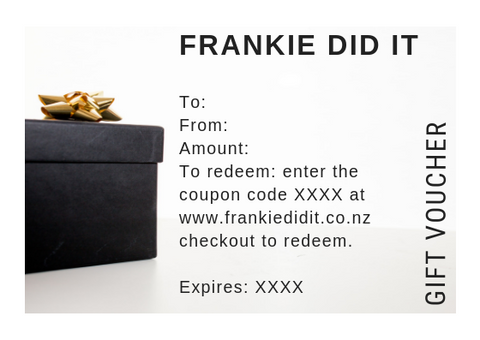 GIFT VOUCHER | You choose the denomination