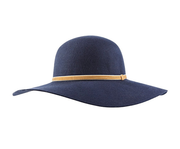Kensington Wool Floppy Hat | 100% Wool
