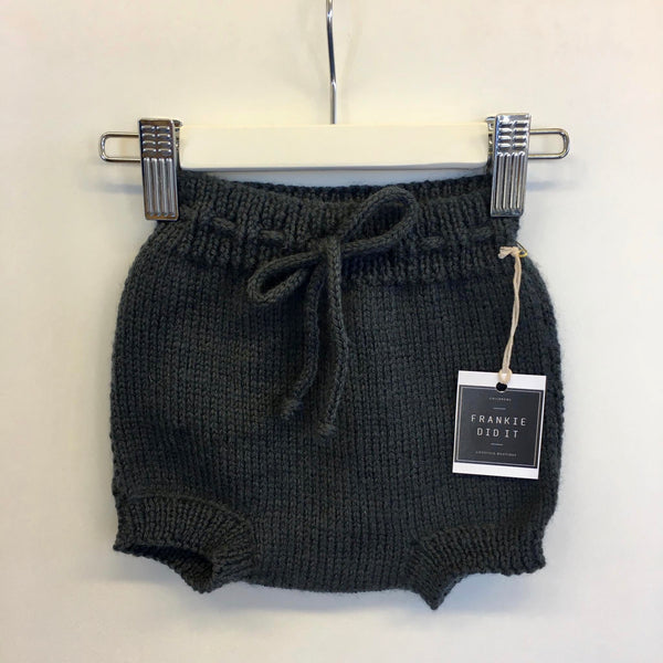 Hand Knitted Bloomer Shorts | NZ Wool