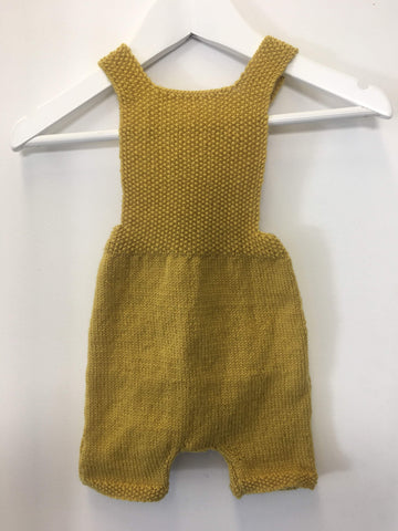 Merino Romper | Unisex | Hand Knitted in NZ
