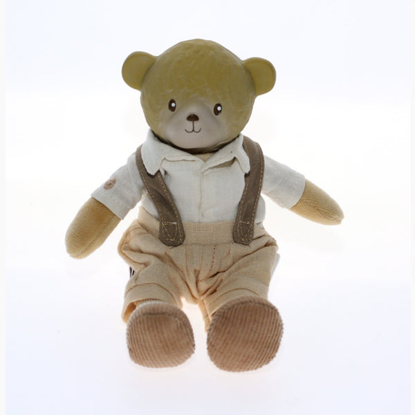 Wallace the Bear Toy | Natural Rubber