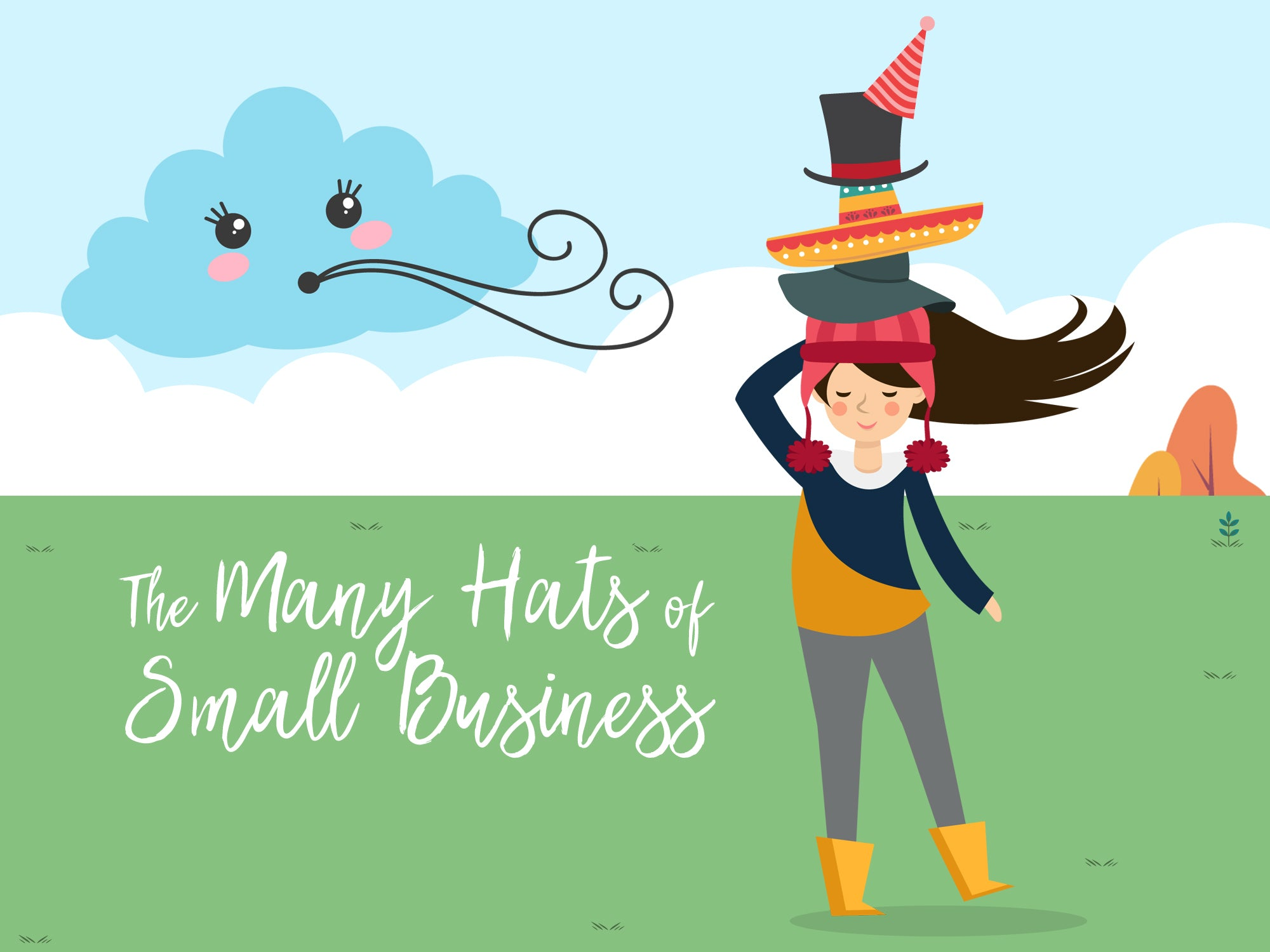 The Many Hats of Small Business and Why It's Important to Shop Small in 2019