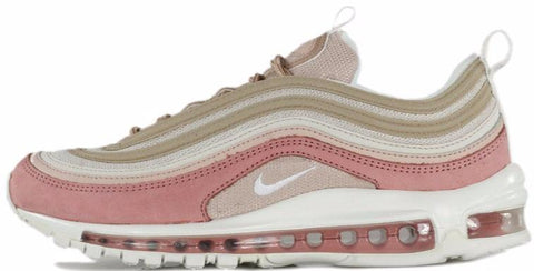 298251c7a2 Nike Air Max 97 QS Particle Beige Rush Pink
