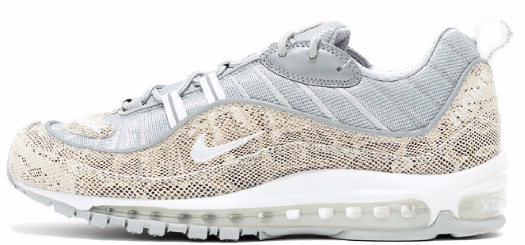lowest price 60531 37816 Supreme x Nike Air Max 98 Snakeskin – Soldsoles