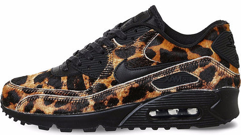 Nike Air Max 90 Leopard Pony Hair