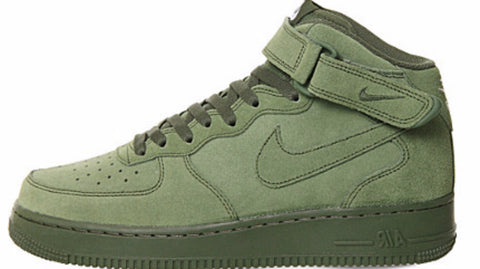 Nike Air force 1 Legion Green