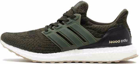 Adidas Ultra Boost 3.0 Cargo Green