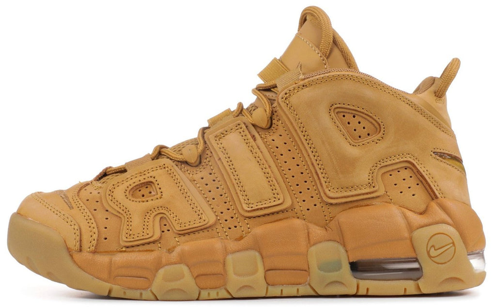 64381300db Nike Air More Uptempo 'Flax' Wheat – Soldsoles