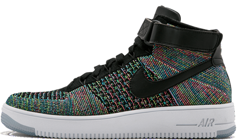 Nike Air Force 1 Mid Flyknit Multi