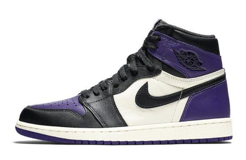 Nike Air Jordan 1 OG Court Purple