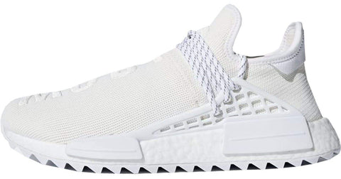 Pharrell Williams x Adidas NMD Human Race Trail Blank Canvas