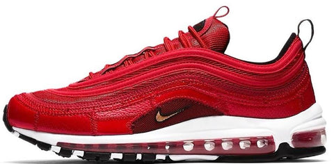 Nike Air Max 97 CR7 Patch Work Gym Red Junior