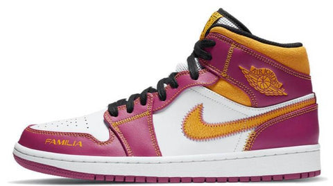 Nike Air Jordan 1 Mid Day Of The Dead