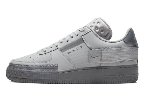 Nike Air Force 1 Type Grey