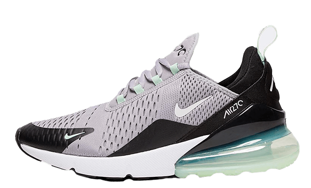 wholesale dealer 1f557 9db3a Nike Air Max 270 Grey / Green Glow