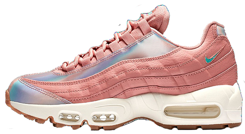 Nike Air Max 95 Stardust red Iridescent 9ac41168b