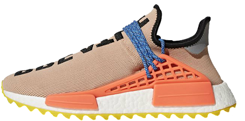 Pharrell Williams x Adidas NMD Human Race Trail Pale Nude