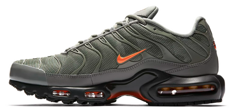 wholesale dealer 4bd9e d8b87 Nike Air Max TN Khaki Green / Orange – Soldsoles