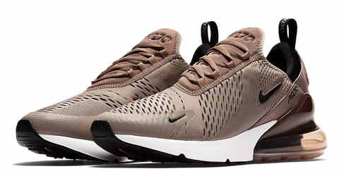 Nike Air Max 270 Sepia Stone </p>                     </div>                     <!--bof Product URL -->                                         <!--eof Product URL -->                     <!--bof Quantity Discounts table -->                                         <!--eof Quantity Discounts table -->                 </div>                             </div>         </div>     </div>              </form>  <div style=