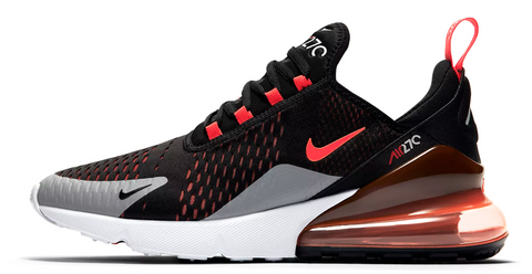 Nike Air Max 270 Hyper Crimson / Black