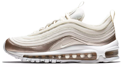 Nike Air Max 97 Cream / Metallic Bronze