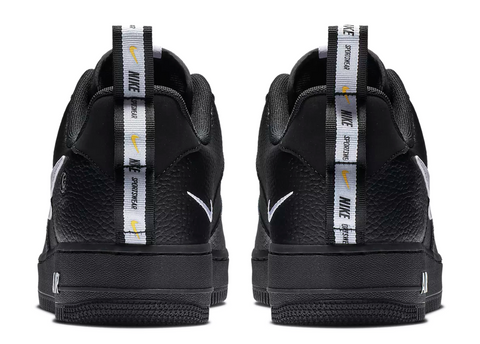 623bc33621 Nike Air Force 1 Utility Black Junior – Soldsoles