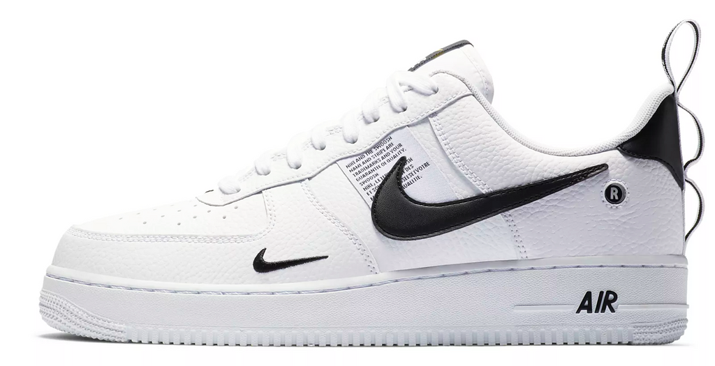 Nike Air Force 1 Low Utility White </p>                     </div>   <!--bof Product URL --> <!--eof Product URL --> <!--bof Quantity Discounts table --> <!--eof Quantity Discounts table --> </div>                        </dd> <dt class=