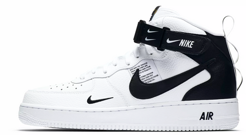 1464ca11bd Nike Air Force 1 Mid Utility White