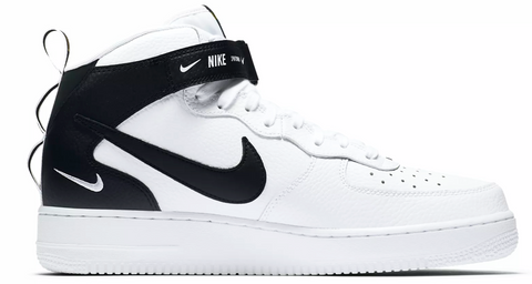 detailed look 0f12b f9ddc Nike Air Force 1 Mid Utility White – Soldsoles