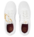 Nike Air Force 1 Pixel White Gold Chain