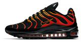 Nike Air Max 97 Plus Black / Shock Orange