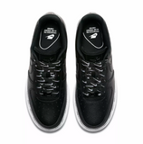 "Nike Air Force 1 ""Overbranded"" Black"