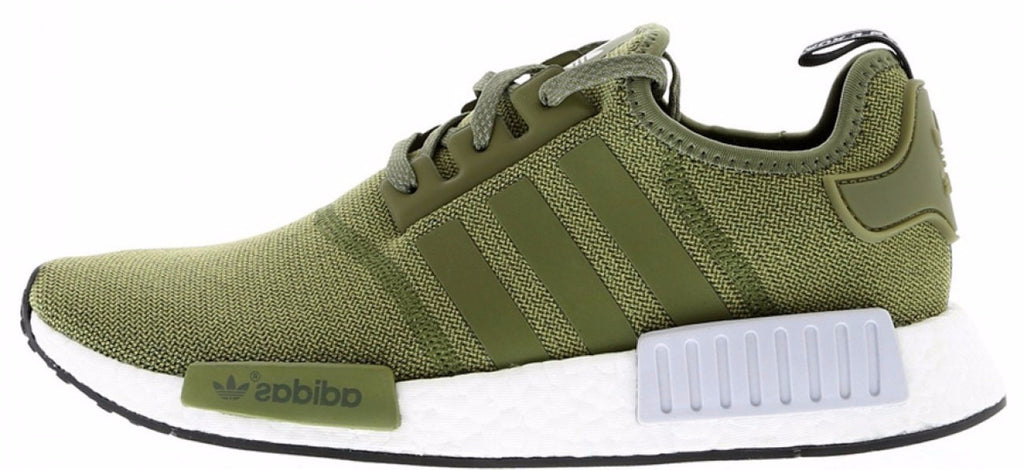 15b0ec378 Adidas NMD Olive Footlocker Exclusive – Soldsoles