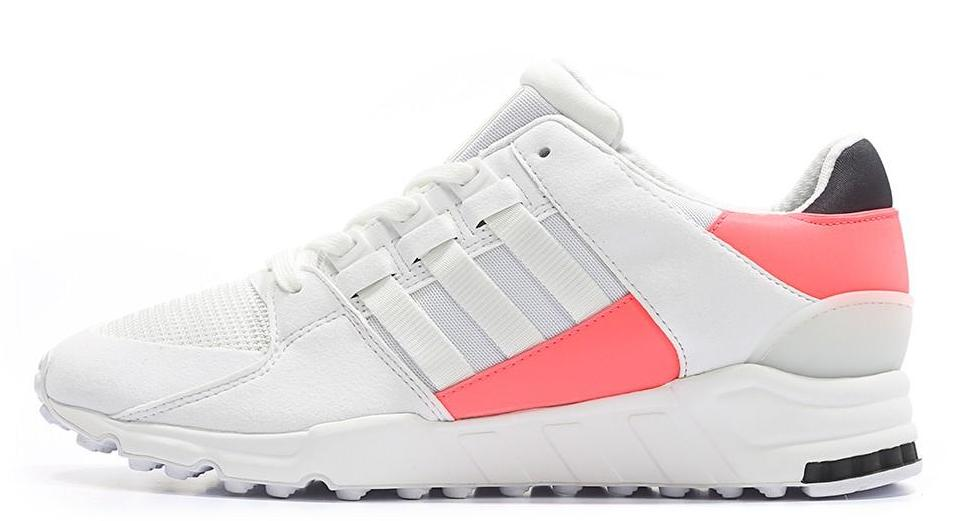 separation shoes 0a183 6f273 Adidas EQT Support RF White / Turbo Pink