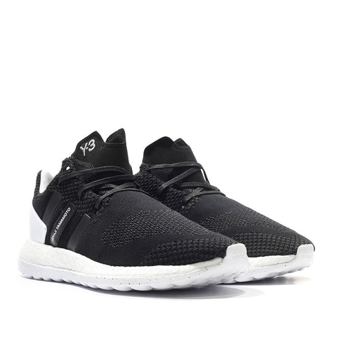 fb3b4e8e8 Adidas Y-3 Pure Boost ZG Knit Black – Soldsoles