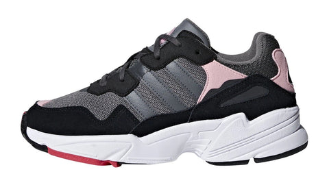 ADIDAS YUNG-96 GREY PINK JUNIOR