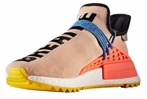 f3f61b914181 Pharrell Williams x Adidas NMD Human Race Trail Pale Nude – Soldsoles