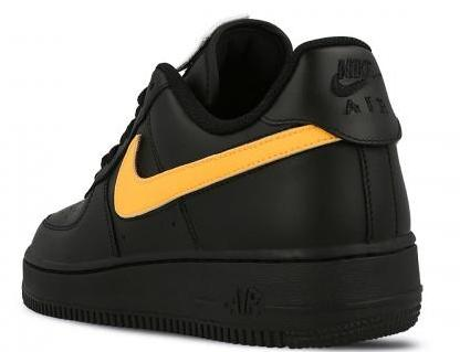 Nike Air Force 1 Swoosh Flavours Black