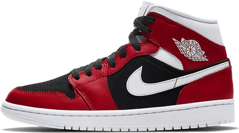 Jordan 1 Mid Gym Red WMNS