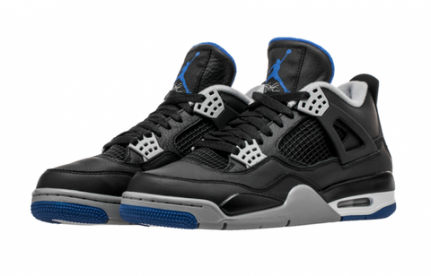 75c73f35294 Nike Air Jordan 4 Motor Sport Away – Soldsoles
