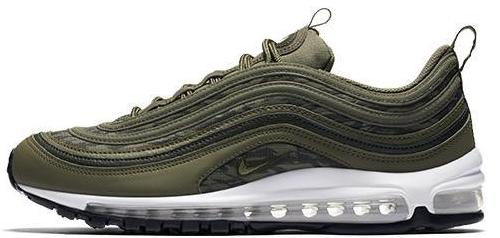 promo code 9cc51 812be Nike Air Max 97 Olive Green Tiger Camo