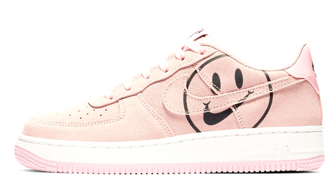 "Nike Air Force 1 ""Have A Nike Day"" Junior Coral Pink"