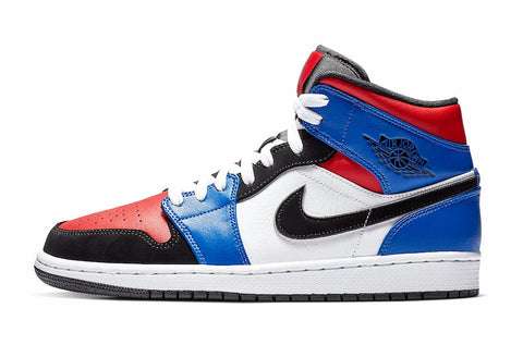 Nike Air Jordan 1 Mid Top 3